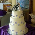 Flower Budget Cake - Haute Cakes Austin