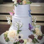 purple cake haute cakes austin